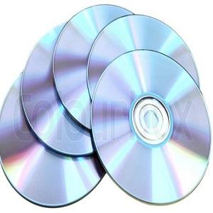 CD/DVDs